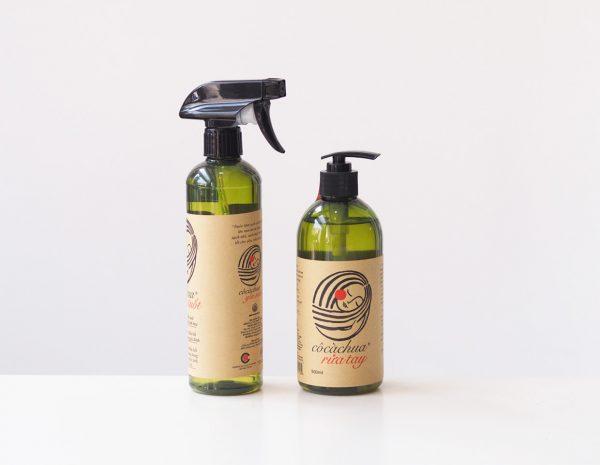 nước rửa tay khô diệt khuẩn 4