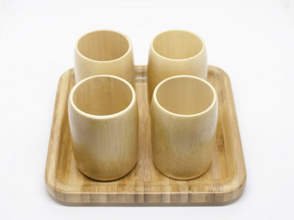 Ly tre - cốc tre - các sản phẩm từ tre